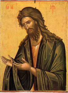 Saint Jean-Baptiste est le Saint Patron de la Communauté de Paroisses de l'Eau Vive.